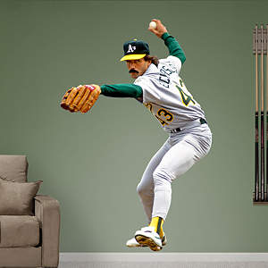 Dennis Eckersley Fathead Wall Decal